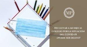 absentimo escolar y covid